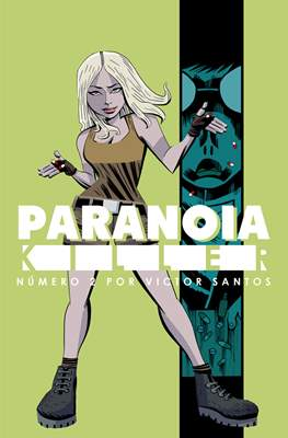 Paranoia Killer (Digital) #2