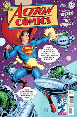 Action Comics Vol. 1 (1938-2011; 2016-... Variant Covers) (Comic Book) #1000.2