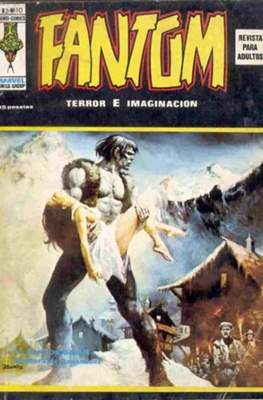 Fantom Vol. 2 (1974-1975) (Grapa) #10