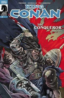 King Conan: The Conqueror (32 páginas) #5