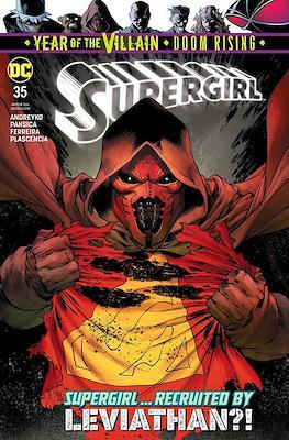 Supergirl Vol. 7 (2016-) (Comic Book) #35