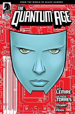 The Quantum Age - From the World of Black Hammer (Comic Book 28 pp) #3