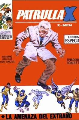 Patrulla X Vol. 1 (Rústica 128 pp. 1969-1972) #5