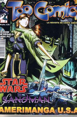 Top Comics (Magazine) #7