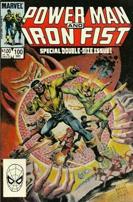 Hero for Hire / Power Man Vol 1 / Power Man and Iron Fist Vol 1 (Comic Book) #100