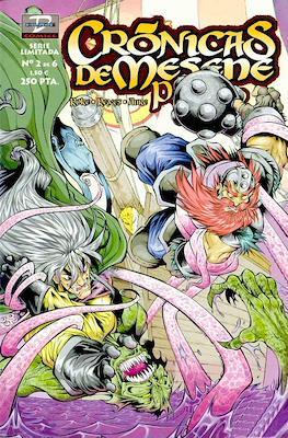 Crónicas de Mesene: Periplo (2000) #2