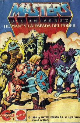 Masters del universo. He-Man y la espada del poder