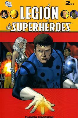 Legión de Superhéroes (Rústica, 168-128-96-96 pp) #2