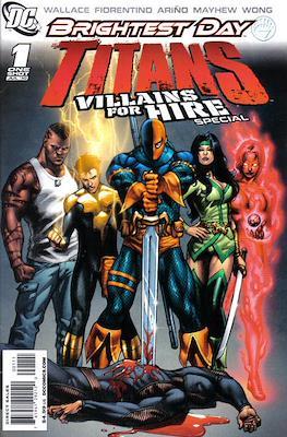 Titans: Villains for Hire Special (2010)
