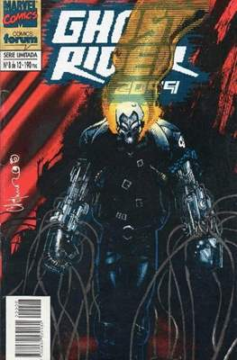 Ghost Rider 2099 (Grapa 24 pp) #8