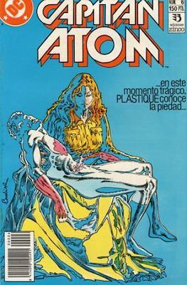 Capitán Atom #6