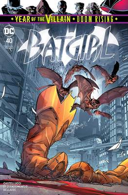 Batgirl Vol. 5 (2016-2020) (Comic Book) #40
