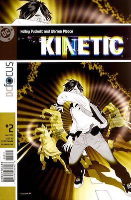 Kinetic (comic-book) #2