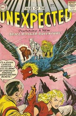 Tales of the Unexpected (1956-1968) (Comic Book) #45