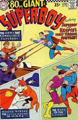 Superboy Vol.1 (1949-1977) #138