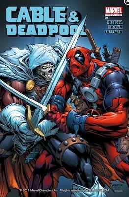 Cable & Deadpool (Comic-Book) #36
