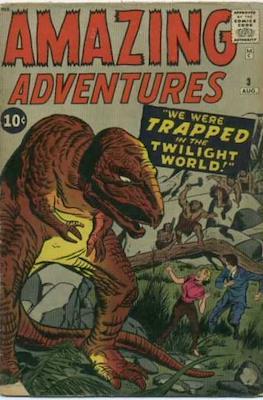 Amazing Fantasy (Comic-Book) #3