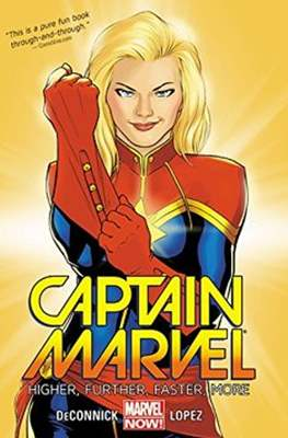 Captain Marvel Vol. 8 (Softcover 136-120-96 pp) #1