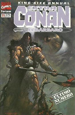 Extra Conan. El bárbaro (Grapa 40 pp) #11