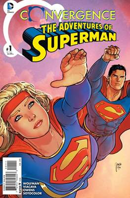 Convergence The Adventures of Superman (2015)