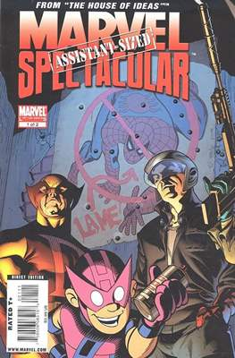 Marvel Assistant-Sized Spectacular (Comic-Book) #1
