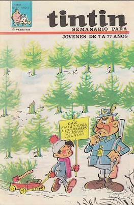 Tintin (Grapa 20 pags.) #57