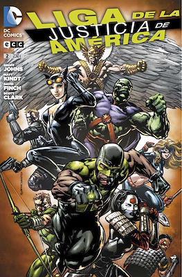 Liga de la Justicia de América (Grapa 32 pp) #2