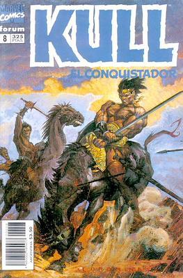 Kull el conquistador (Grapa. 17x26. 48 páginas. Color.) #8