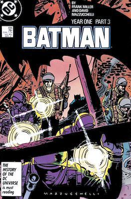 Batman Vol. 1 (1940-2011) (Comic Book) #406