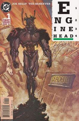 Enginehead (Comic Book) #1
