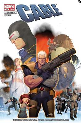 Cable Vol. 2 (2008-2010) #10