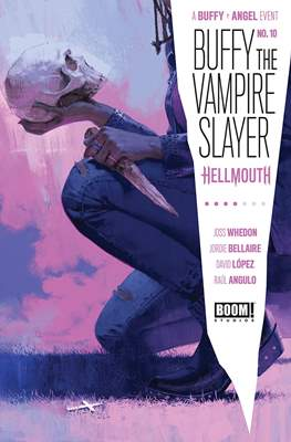 Buffy The Vampire Slayer (2019-) (Comic Book 32 pp) #10