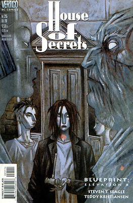 House of Secrets Vol 2 (Grapa) #25