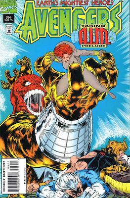 The Avengers Vol. 1 (1963-1996) (Grapa) #386