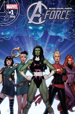 A-Force Vol. 2