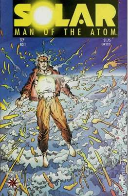 Solar Man Of The Atom (1991-1996)