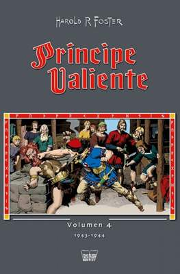 Príncipe Valiente (Rústica 112 pp) #4