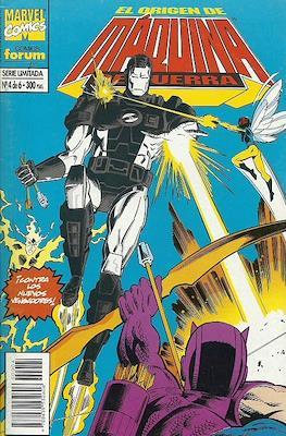 Máquina de Guerra: El origen (1994) (Grapa 48-64 pp) #4