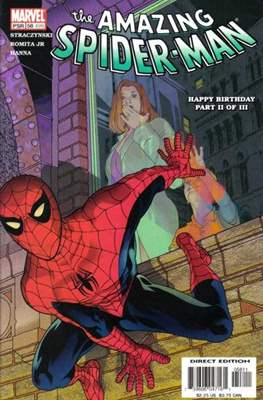The Amazing Spider-Man Vol. 2 (1999-2014) (Comic-Book) #58 (499)