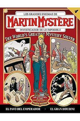 Martin Mystère Vol. 3 (Rústica, b/n, 288 pp) #4