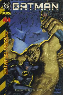 Batman (2001-2002) (Rústica) #15