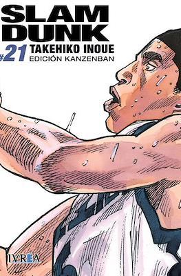 Slam Dunk - Edición Kanzenban (Kanzenban) #21