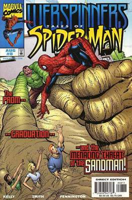 Webspinners: Tales of Spider-Man #8