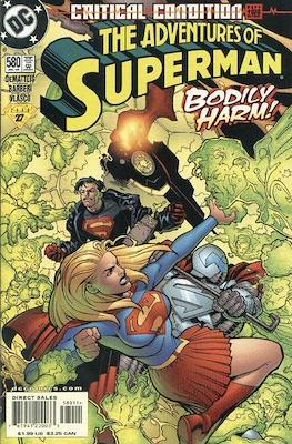 Superman Vol. 1 / Adventures of Superman Vol. 1 (1939-2011) (Comic Book) #580