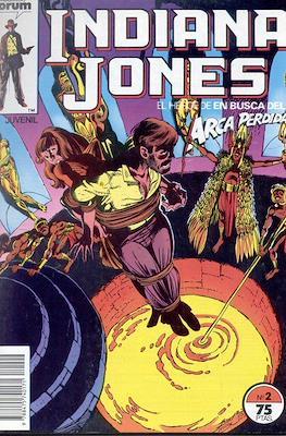 Indiana Jones (Grapa 24 pp) #2
