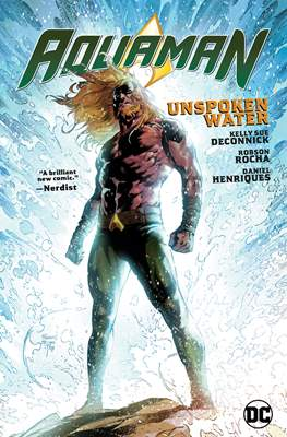 Aquaman by Kelly Sue DeConnick