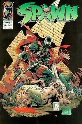 Spawn (Comic Book) #28