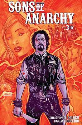 Sons of the Anarchy (Grapa) #3