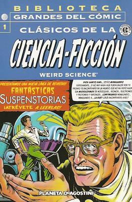 Clásicos de la Ciencia-ficción. Biblioteca Grandes del Cómic