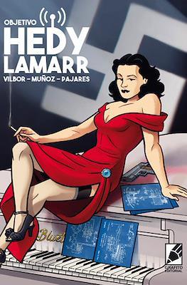 Objetivo Hedy Lamarr (Rústica 96 pp) #